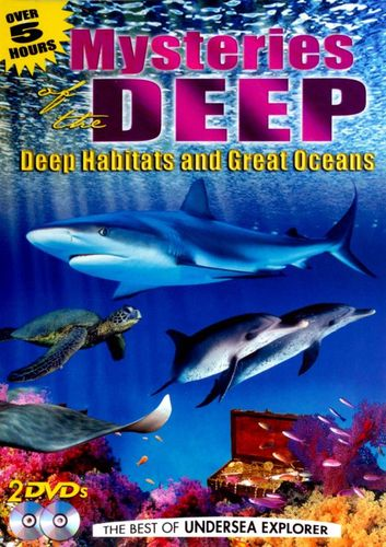 Mysteries of the Deep: Deep Habitats and Great Oceans [DVD] 20137153