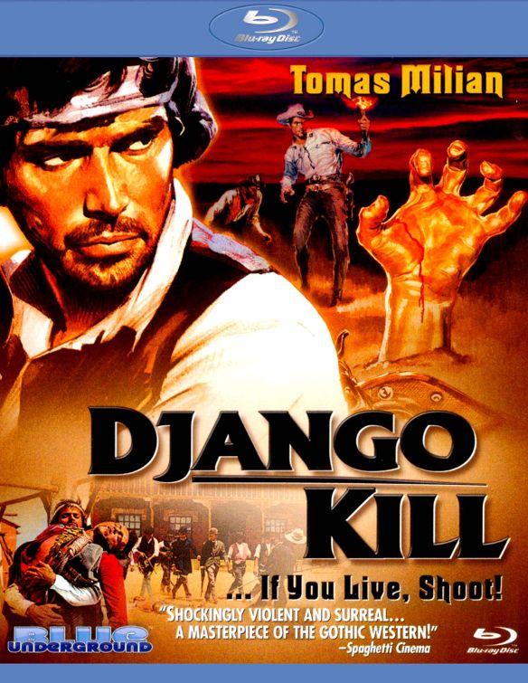 Django, Kill. If You Live, Shoot! [Blu-ray] [1967] 20143108