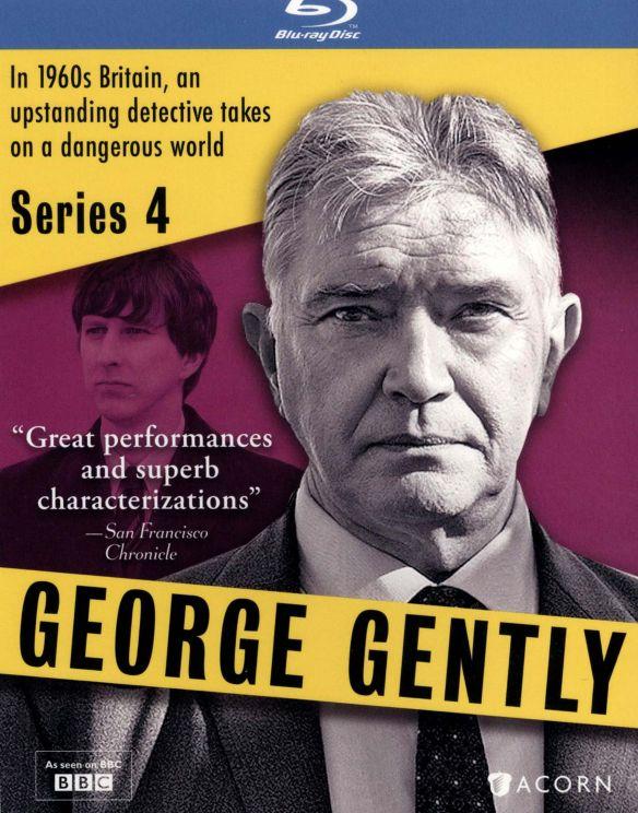 George Gently: Series 4 [Blu-ray] 20145319