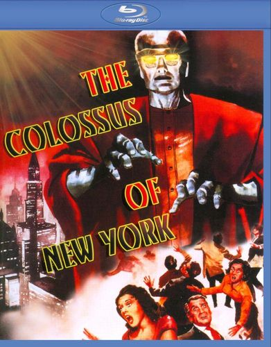 The Colossus of New York [Blu-ray] [1958] 20145846