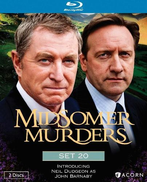 Midsomer Murders: Set 20 [2 Discs] [Blu-ray] 20145864