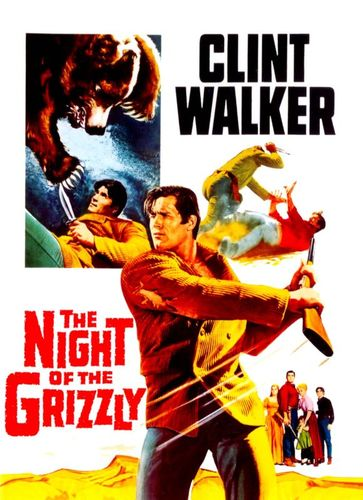 The Night of the Grizzly [DVD] [1966] 20145873