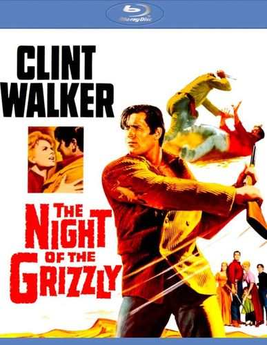The Night of the Grizzly [Blu-ray] [1966] 20145882