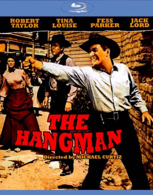 The Hangman [Blu-ray] [1959] 20147034