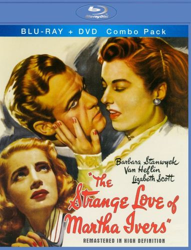The Strange Love of Martha Ivers [2 Discs] [Blu-ray/DVD] [1946] 20152512