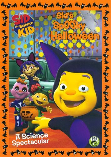 Sid the Science Kid: Sid's Spooky Halloween [DVD] 20155458