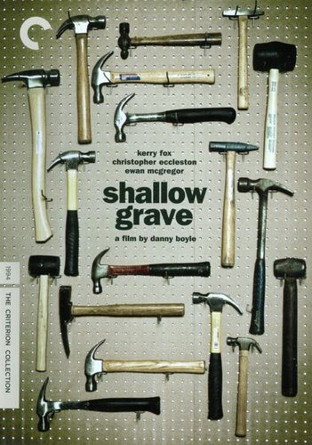 Shallow Grave [Criterion Collection] [DVD] [1994] 20157341