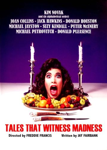 Tales That Witness Madness [DVD] [1973] 20157878