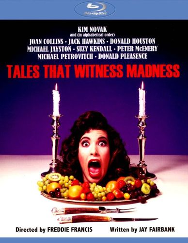 Tales That Witness Madness [Blu-ray] [1973] 20158128