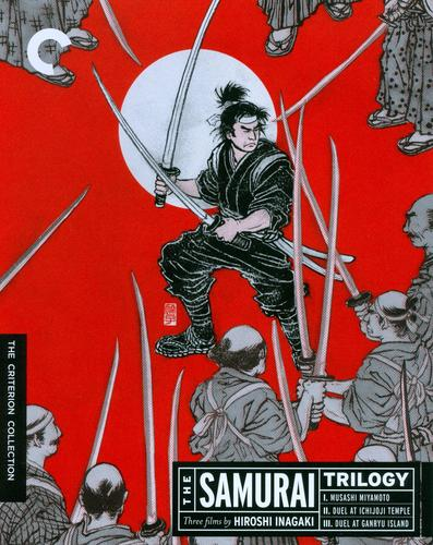 The Samurai Trilogy [Criterion Collection] [2 Discs] [Blu-ray] 20158191