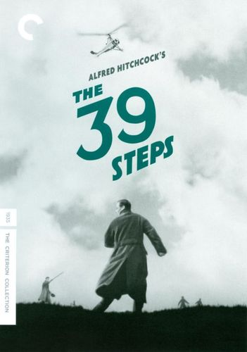 The 39 Steps [Criterion Collection] [DVD] [1935] 20158395