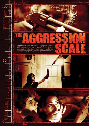The Aggression Scale [DVD] [2012] 20159776