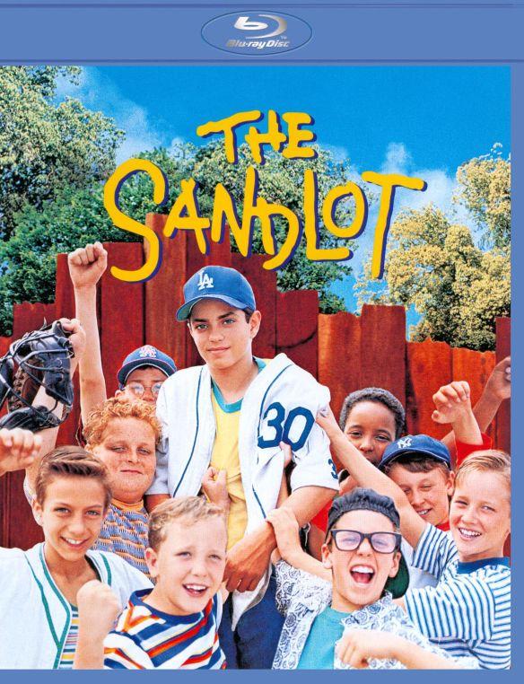 The Sandlot [Blu-ray] [1993] 2019093