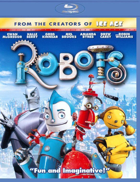 Robots [Blu-ray] [2005] 2019109