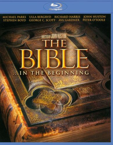 The Bible: In the Beginning [Blu-ray] [1966] 2019118