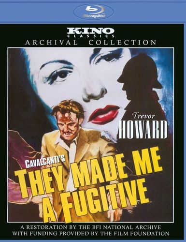 They Made Me a Fugitive [Blu-ray] [1947] 20197957