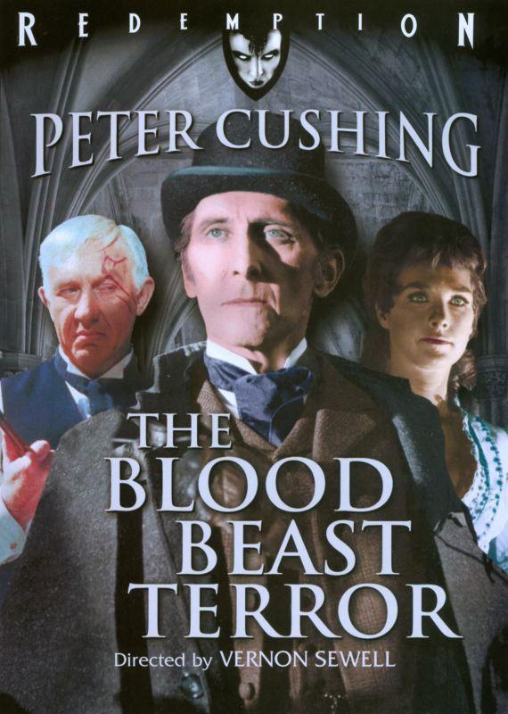 The Blood Beast Terror [DVD] [1967] 20198204