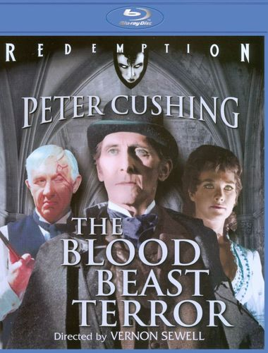 The Blood Beast Terror [Blu-ray] [1967] 20198301