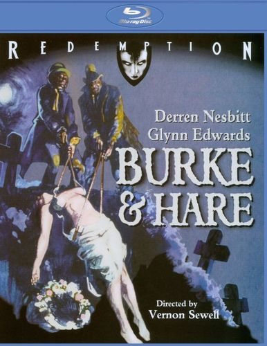 Burke and Hare [Blu-ray] [1971] 20198365