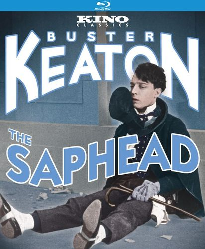 The Saphead: Ultimate Edition [Blu-ray] [1920] 20199673