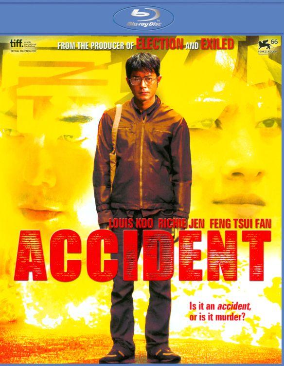 Accident [Blu-ray] [2009] 20214828