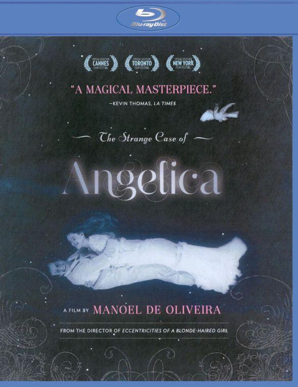 The Strange Case of Angelica [DVD] [2010] 20215257