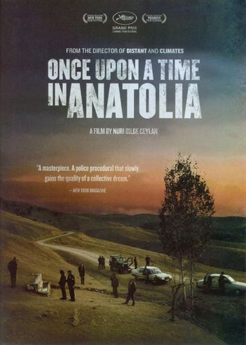 Once Upon a Time in Anatolia [DVD] [2011] 20215345
