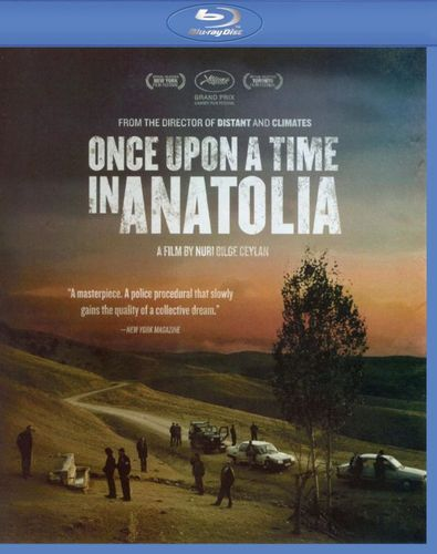 Once Upon a Time in Anatolia [Blu-ray] [2011] 20215354