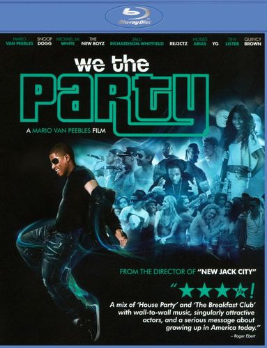 We the Party [Blu-ray] [2012] 20217352