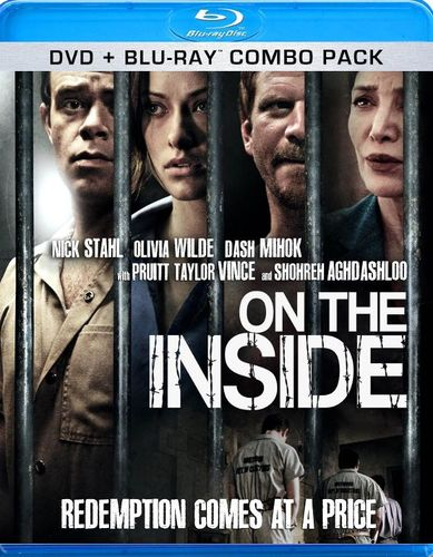 On the Inside [Blu-ray] [2011] 20220161