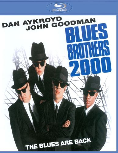 Blues Brothers 2000 [Blu-ray] [1998] 20227049