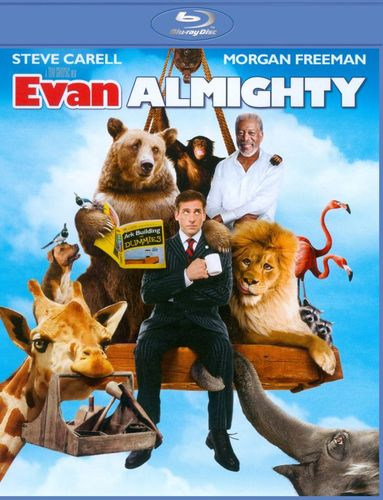 Evan Almighty [Blu-ray] [2007] 20227058