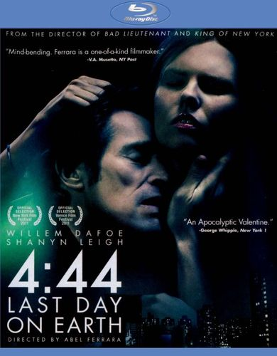 4:44 Last Day on Earth [Blu-ray] [2011] 20239105
