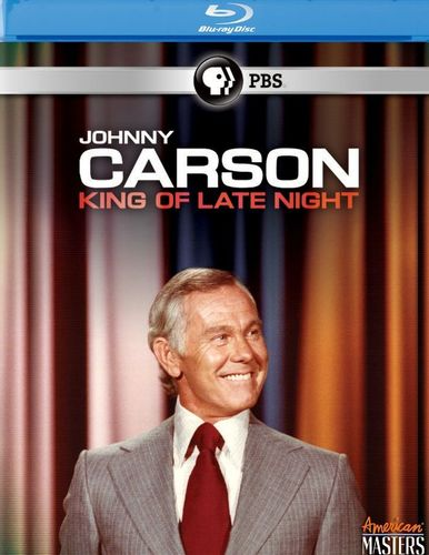 American Masters: Johnny Carson: King of Late Night [Blu-ray] [2012] 20240182
