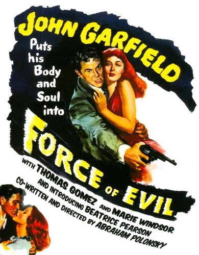 Force of Evil [Blu-ray] [1948] 20240377