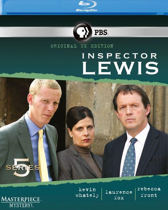 Inspector Lewis: Series 5 [Blu-ray] 20240668