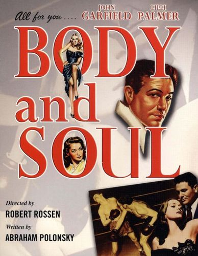 Body and Soul [Blu-ray] [1947] 20240868