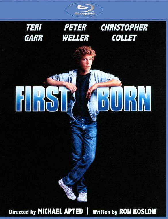 Firstborn [Blu-ray] [1984] 20246635