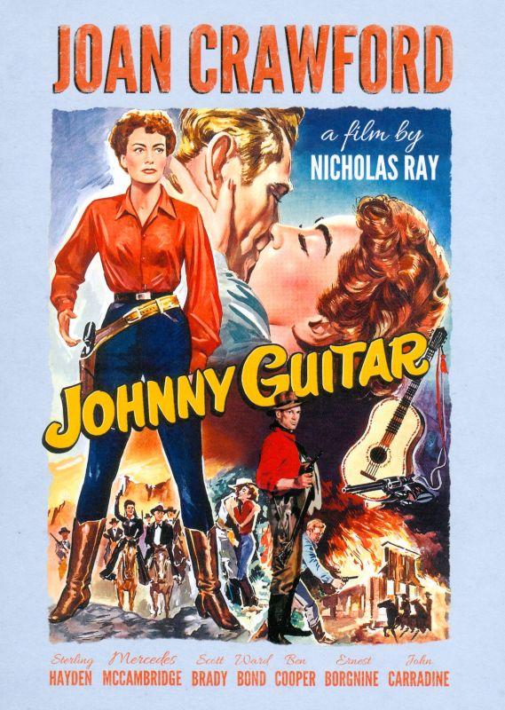 Johnny Guitar [DVD] [1954] 20259199