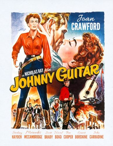 Johnny Guitar [Blu-ray] [1954] 20259214