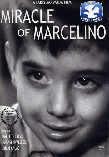 Miracle of Marcelino [DVD] [1955] 20272193