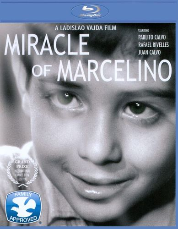 Miracle of Marcelino [Blu-ray] [1955] 20272209