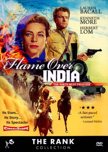The Rank Collection: Flame Over India [DVD] [1959] 20272402