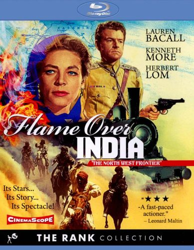 The Rank Collection: Flame Over India [Blu-ray] [1959] 20272411
