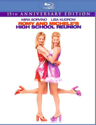 Romy and Michele's High School Reunion [15th Anniversary Edition] [Blu-ray] [1997] 20273741