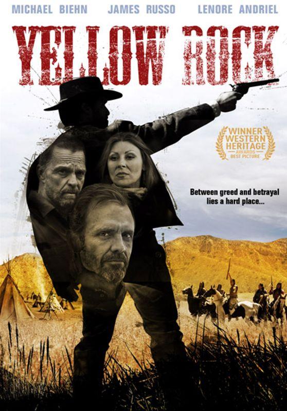 Yellow Rock [DVD] [2011] 20276639