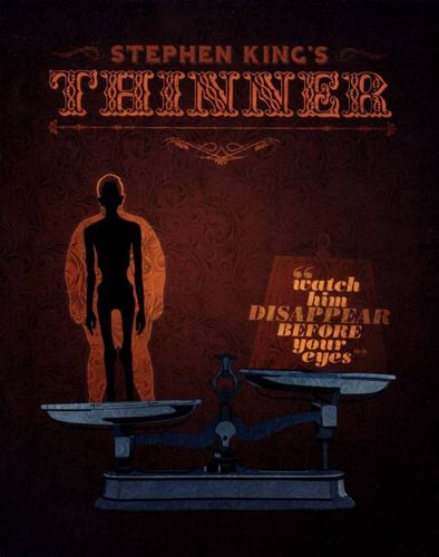Stephen King's Thinner [Blu-ray] [1996] 20277829