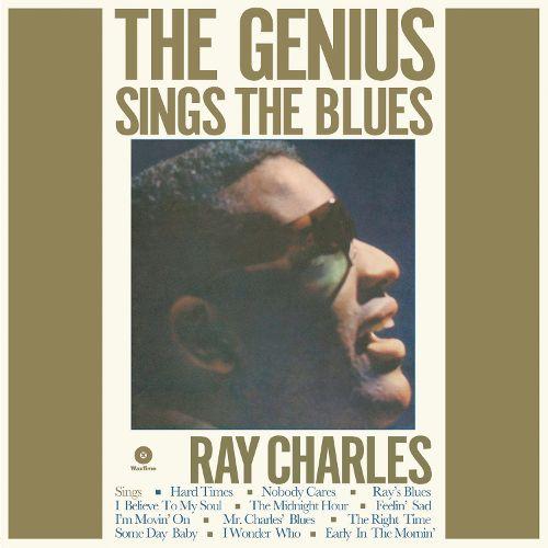 The Genius Sings the Blues [LP] - VINYL 20283387