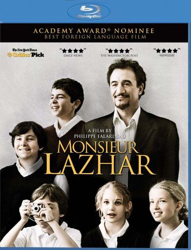 Monsieur Lazhar [Blu-ray] [2011] 20286848