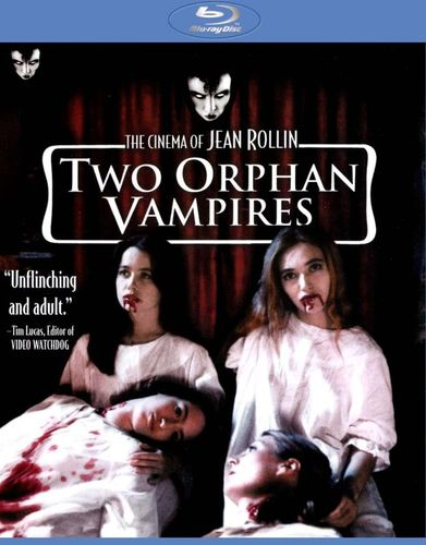 Two Orphan Vampires [Blu-ray] [1996] 20286975